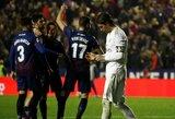 """S.Ramosas po """"Real"""" pralaimėjimo apkaltino rungtynių teisėją"""
