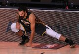 """S.Adamsas su """"Pelicans"""" paisrašė naują kontraktą"""