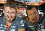 """A.Juknevičius: apie epizodą su S.Kariakinu, """"chamus"""" trasoje ir svajonių automobilį Dakarui"""
