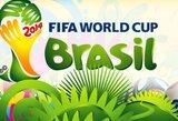 Didinga FIFA pasaulio futbolo čempionato istorija