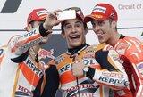 MotoGP lenktynėse Ostine – M.Marquezo pergalė ir J.Lorenzo nesėkmė