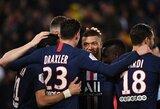 """PSG susitvarkė su """"Lyon"""" futbolininkais"""