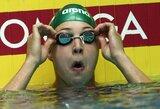 R.Meilutytė dėl ligos negalėjo tęsti pasaulio mokyklų žaidynių Brazilijoje
