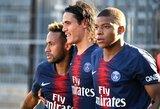 """K.Mbappe: """"Prieš taikydamiesi į Čempionų lygos titulą, PSG turi pirmiau užaugti"""""""