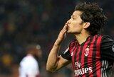 """""""Milan"""" iškovojo pergalę Italijoje"""