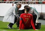 """""""Marca"""": C.Ronaldo bus pasiruošęs rungtynėms su """"Ajax"""""""