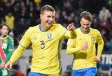 """Z.Ibrahimovičius: """"V.Lindelofas yra pasiruošęs žaisti didžiuosiuose klubuose"""""""