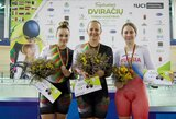 """Lietuvos dviratininkams – dar keturi tarptautinių varžybų """"Panevėžys 2019"""" medaliai"""