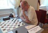 Pasaulio šaškių taurės etape Estijoje lietuviai iškovojo šešis medalius