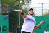 L.Grigelis Libane be vargo pateko į aštuntfinalį