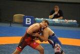 Prestižiniame graikų-romėnų imtynių turnyre Dortmunde M.Knystautas iškovojo sidabrą