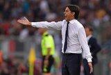 """""""Lazio"""" strategas nusiteikęs kovoti dėl čempionų titulo ne tik taurėje, tačiau ir """"Seria A"""" čempionate"""