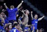 """Prieš """"Rangers"""" rungtynes Europos lygos atrankoje – neramumai: du žmonės padurti"""