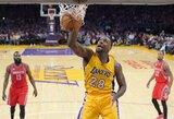 """""""Maccabi"""" įsigijo NBA rungtyniavusį centrą"""