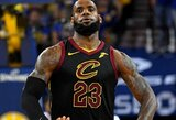 Penkios šią vasarą NBA lygoje turėsiančios įvykti skyrybos