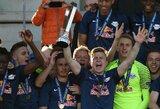 """""""Red Bull"""" įkūrė talentų kalvę: Zalcburgo klubas tapo UEFA Jaunimo lygos čempionais"""