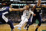 """Celtics"" rekordus vainikavo pergalė"