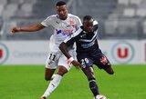 """""""Bordeaux"""" rungtynių pabaigoje išleido pergalę prieš """"Amiens"""""""