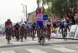 """""""4 Jours de Dunkerque"""" dviračių lenktynėse E.Šiškevičius pakilo į 7-ą vietą"""