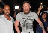 C.McGregoras areštuotas Prancūzijoje: įtariamas seksualiniu priekabiavimu
