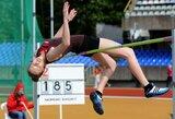 G.Nesteckytė užėmė trečią vietą lengvosios atletikos varžybose Vokietijoje