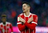 """Miuncheno """"Bayern"""" išvargo pergalę prieš """"Werder"""""""