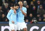 """Čempionų lyga: varžovus sutriuškinę """"Manchester City"""" – viena koja ketvirtfinalyje"""
