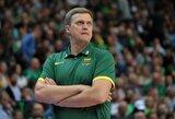 D.Adomaitis stažuosis NBA klube