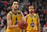 NBA čempiono metimas Turino klubui atnešė pirmą Italijos taurės trofėjų komandos istorijoje