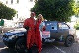 """R.Šeinauskas prieš """"DHL Rally Elektrėnai"""": """"Didžiausia ambicija – tobulėti"""""""