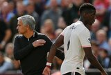 L.Saha kaltina P.Pogbą, jog šis bando sužlugdyti J.Mourinho