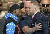 Kaip geriausi MMA treneriai mato C.McGregoro ir F.Mayweatherio dvikovą?