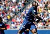 """Įspūdingas PSG klubo gynėjų žaidimas varė į neviltį """"Inter"""""""