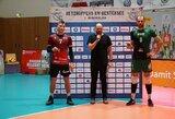 Vokietijos tinklinio elite – MVP titulas E.Vaškeliui ir įspūdingas Biulio komandos startas