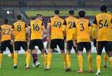 """""""Wolves"""" imasi desperatiškų priemonių: futbolininkai nebegali net apsipirkti"""