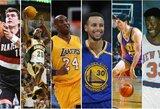 Top 11: rezultatyviausi tėvo ir sūnaus duetai NBA istorijoje