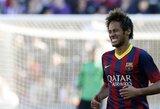 """""""Barcelona"""" Ispanijoje patyrė dar vieną pralaimėjimą, """"Atletico"""" kyla į antrą poziciją"""