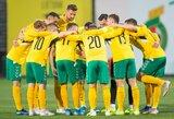 FIFA rekomendavo nukelti visus tarptautinius susitikimus: keisis Lietuvos rinktinės planai?