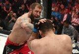 A.Jemeljanenka paaiškino, kodėl nenori kovoti UFC