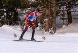Europos biatlono čempionate į persekiojimo lenktynes pateko ir N.Kočergina