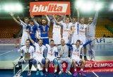 """Flamingo Volley-SM Tauro"" tinklininkai pasidabino Lietuvos čempionato auksu"