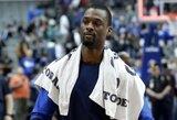 """""""Mavericks"""" rungtynių metu išsiuntė H.Barnesą į """"Kings"""""""