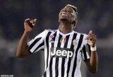 """""""Juventus"""" triuškinančiai laimėjo Turino derbį ir žais Italijos taurės ketvirtfinalyje"""
