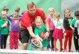 Patarimai tėvams: kaip išugdyti tenisininką?