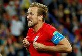 """H.Kane'as laimėjo pasaulio čempionato """"Auksinį batelį"""""""