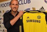 """M.Schwarzeris tapo """"Chelsea"""" nariu, """"Villarreal"""" įsigijo G.Dos Santosą (+ 4 perėjimai)"""