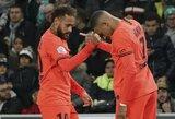 PSG sporto direktorius Leonardo liaupsino Neymaro pastangas ir atsidavimą