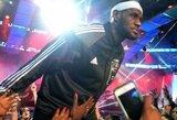 L.Jamesas – daugiausiai iš reklamos uždirbantis NBA krepšininkas