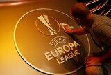 """Europos lygos ketvirtfinalyje - """"Arsenal"""" ir """"Napoli"""" akistata bei Ispanijos klubų mūšis"""