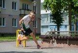 Orientacininkas T.Dementavičius – per žingsnį nuo medalio Europos jaunučių čempionate